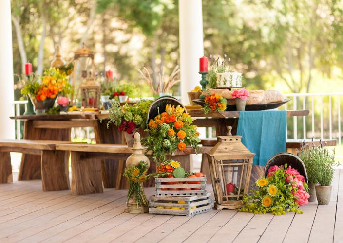 É possível fazer uma festa sustentável!